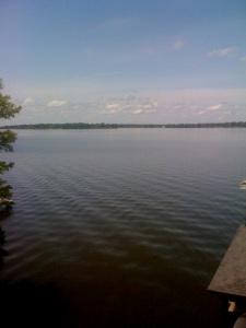 Cross Lake Shreveport Water