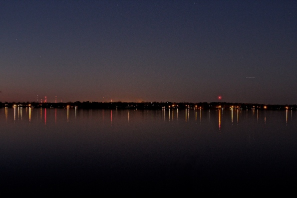 Night Photography Cross Lake Shreveport Photographer Cannon T3i