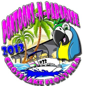 when is the 2013 cross lake flotilla