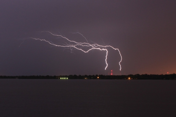 Louisiana Lightning Shreveport Photographer