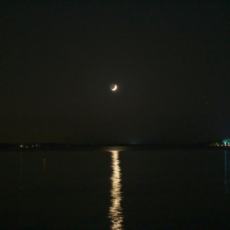 Shreveport Photographers - June 12, 2013 Moon Photography