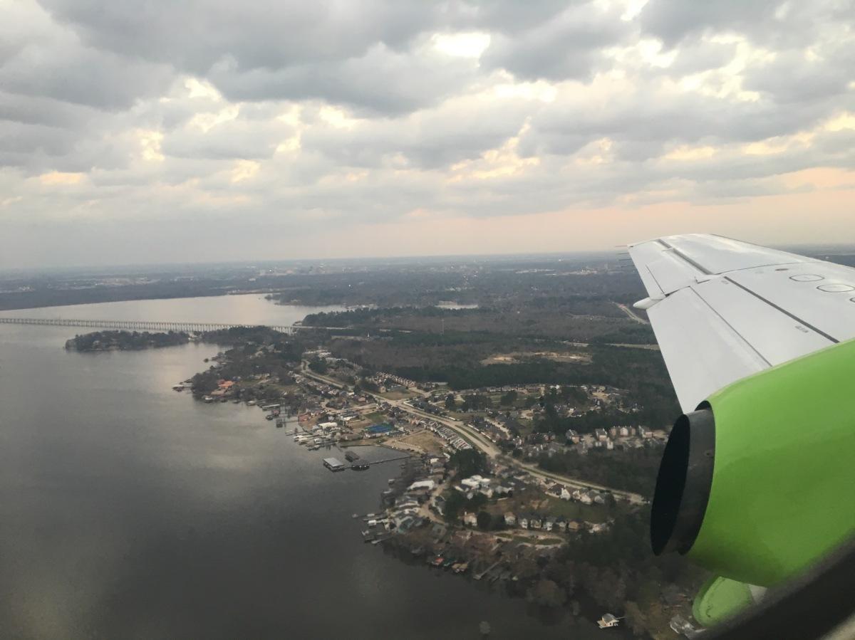 Direct Flight From Shreveport To New Orleans Cross Lake